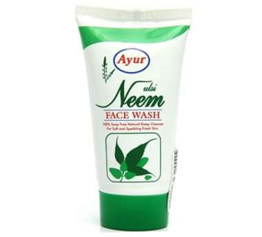 AYUR HERBAL NEEM FACE WASH