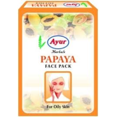 AYUR PAPAYA FACE PACK