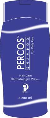 Percos Daily Use  Shampoo