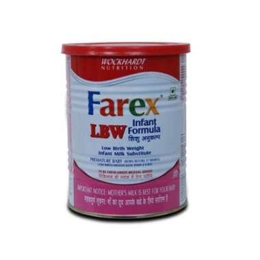 FAREX LBW INFANT FORMULA TIN POWDER