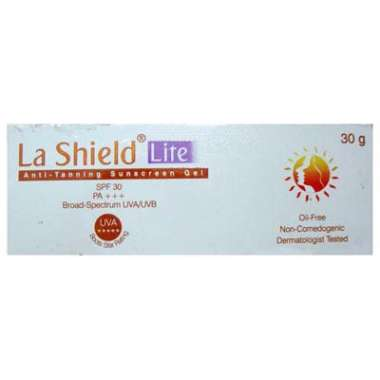 LA SHIELD LITE SPF 30 SUNSCREEN GEL