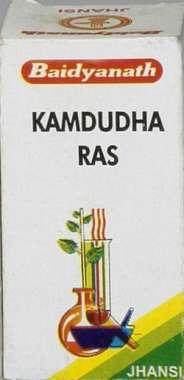 BAIDYANATH  KAMDUDHA RAS TABLET