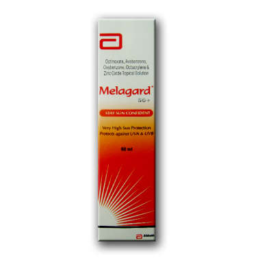 MELAGARD PLUS LOTION