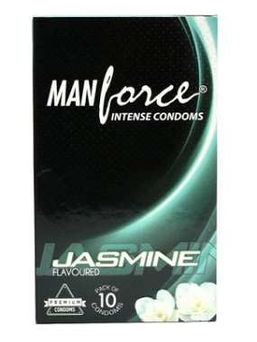 MANFORCE INTENSE JASMINE CONDOM