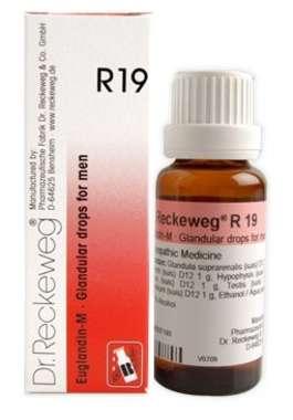 R19 GLANDULAR DROPS FOR MEN