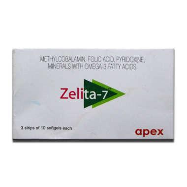 ZELITA - 7 SOFT GELATIN CAPSULE
