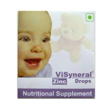 Visyneral Zinc Oral Drops