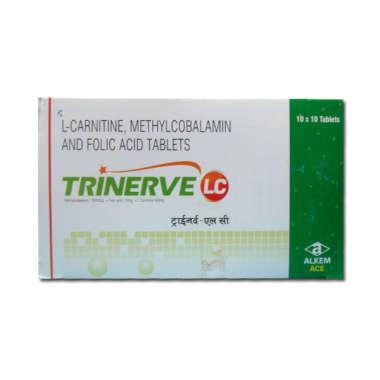 TRINERVE LC TABLET