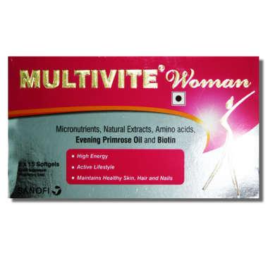 MULTIVITE WOMAN CAPSULE