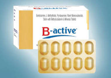 B-ACTIVE TABLET