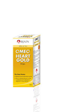 OMEO HEART GOLD DROP