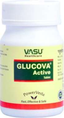 GLUCOVA ACTIVE TABLET