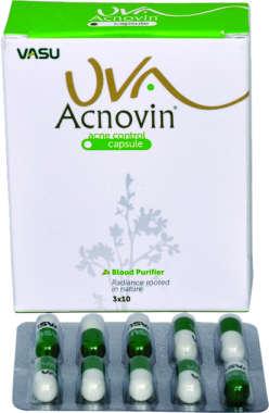 UVA ACNOVIN CAPSULE