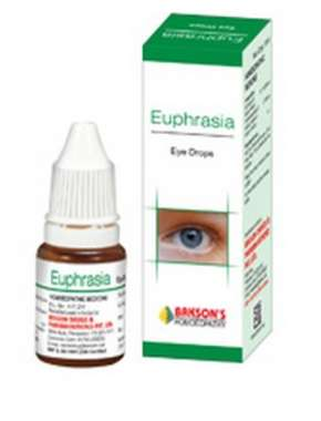BAKSONS EUPHRASIA EYE DROP