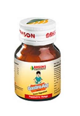 BAKSONS GASTRO AID PAEDIATRIC TABLET