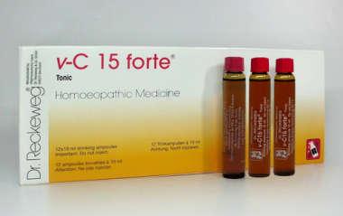 Dr. Reckeweg V-C 15 Forte Tonic
