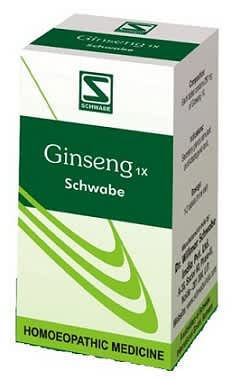 GINSENG 1X TABLET