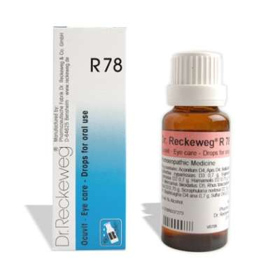 R78 EYE CARE DROPS FOR DRINKING