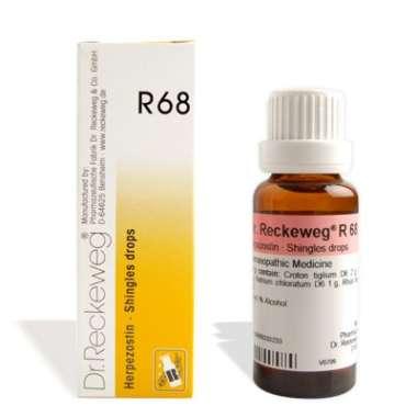 DR. RECKEWEG R68 SHINGLES SKIN RASH DROP