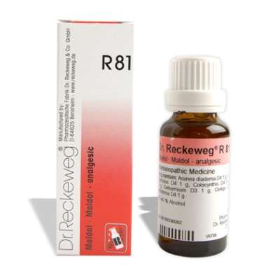 R81 ANALGESIC DROP