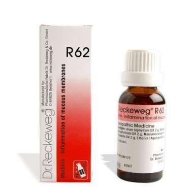 DR. RECKEWEG R62 MEASLES DROP