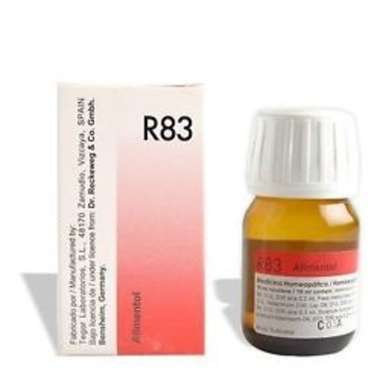 RECKEWEG R83 - FOOD ALLERGY DROP