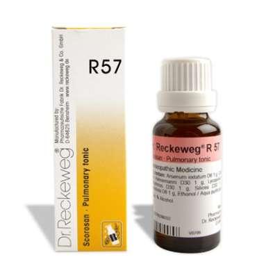 DR. RECKEWEG R57 PULMONARY TONIC