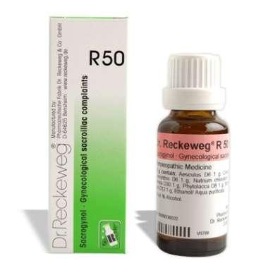 R50 GYNAE SACROILIAC COMPLAINTS DROP