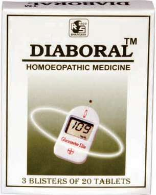 DIABORAL TABLET