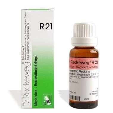 DR. RECKEWEG R21 RECONSTITUANT DROP