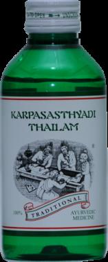 KAIRALI KARPASASTHYADI THAILAM