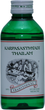 KARPASASTHYADI THAILAM