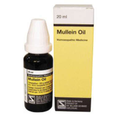 MULLEIN OIL