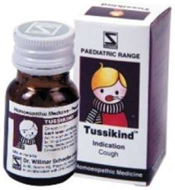 DR WILLMAR SCHWABE TUSSIKIND TABLET