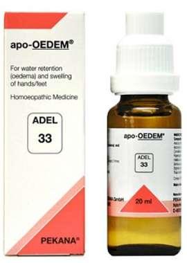 ADEL 33 - APO OEDEM DROP