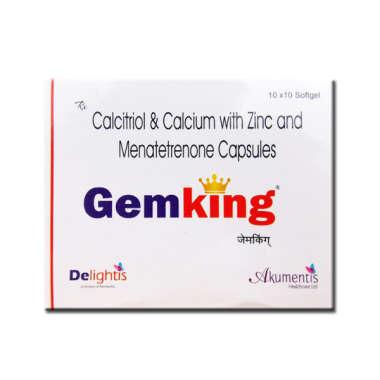 GEMKING CAPSULE