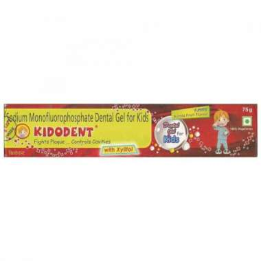 KIDODENT DENTAL GEL