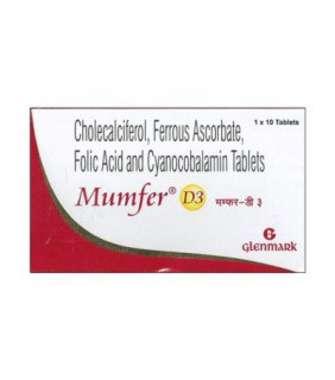 MUMFER D3 TABLET