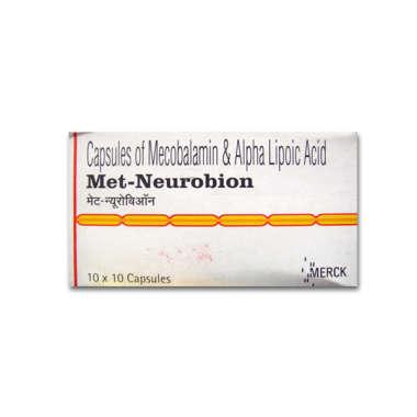 MET-NEUROBION CAPSULE