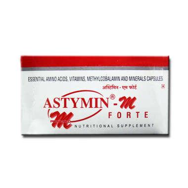 ASTYMIN M FORTE CAPSULE