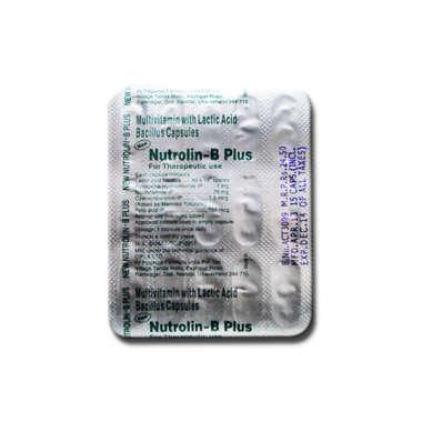 NUTROLIN B  PLUS (NEW) CAPSULE