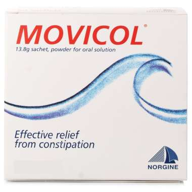 MOVICOL 13.81GM SACHET