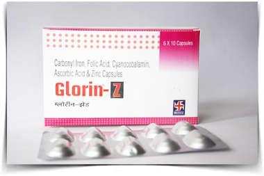 GLORIN-Z CAPSULE