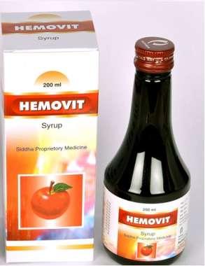 HEMOVIT SYRUP