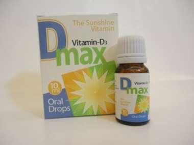MAX D3  DROP