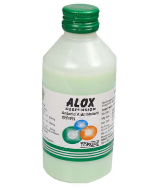 ALOX SUSPENSION