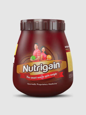 AYURWIN NUTRIGAIN PLUS POWDER