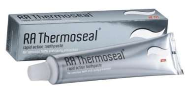THERMOSEAL RA TOOTHPASTE