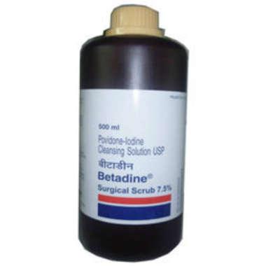BETADINE 7.5% SURGICAL SCRUB LIQUID