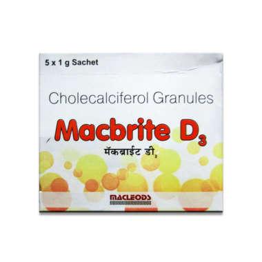 MACBRITE D3 GRANULES